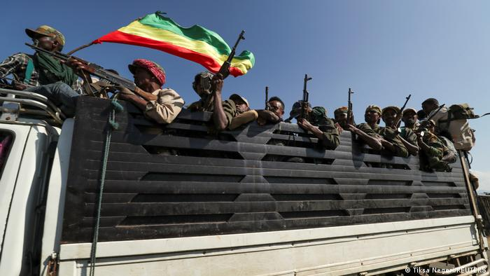 Минулого тижня центральна влада Ефіопії розпочала у Тиграї воєнну операцію