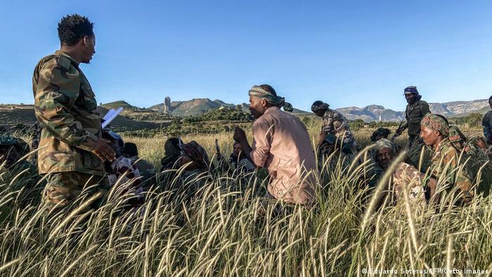 Äthiopien I Situation in der Region Tigray