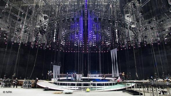 EUROVISION 2010: Stage 1
