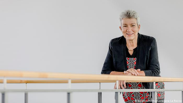Carola Lentz, new president of the Goethe-Instituts