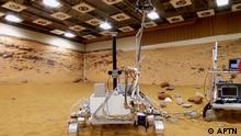 Enlaces I British engineers plot Mars sample mission
