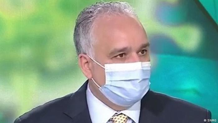 د. الطيب حمضي، رئيس النقابة الوطنية للطب العام بالقطاع الخاص في المغرب