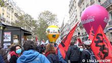 Coronavirus Paris   Lehrer-Proteste