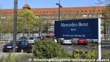 Mercedes-Benz-Produktionswerk in Berlin-Marienfelde