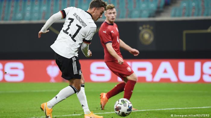 Fußball | Länderspiel Deutschland v Tschechien | Tor 1:0