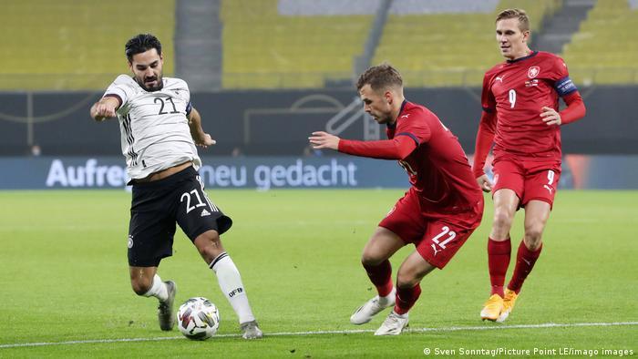Fußball | Länderspiel Deutschland v Tschechien