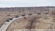 Armenien Russland Berg-Karabach Waffenstillstand