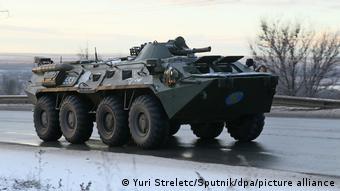 Российская военная техника в Нагорном Карабахе