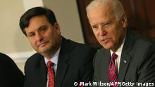 Archivbild | USA Ron Klain und Joe Biden