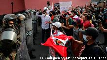 Peru Proteste