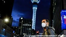 Neuseeland Coronavirus