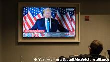 US-Wahlen 2020 Wahl USA Donald Trump TV
