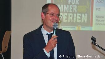Frank Langner, OStD, Schulleiter, Friedrich-Ebert-Gymnasium, Bonn