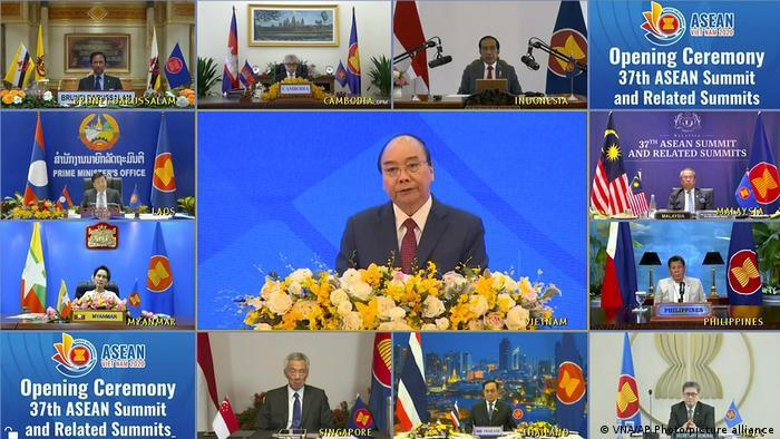 Vietnam |ASEAN Online-Gipfel