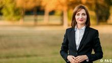 Republik Moldau Maia Sandu PAS