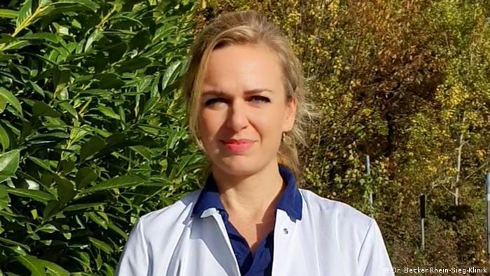 Medicul curant Silvia Lindenberg