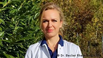 La Dra. Silvia Lindenberg