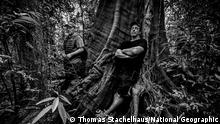 Buchprojekt National Geographic | Joey Kelly und Till Lindemann am Amazonas