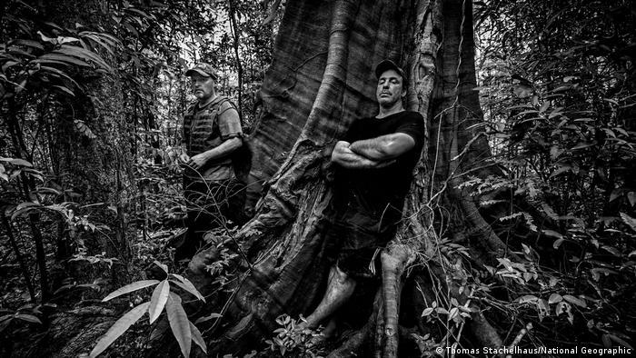 Buchprojekt National Geographic |Joey Kelly und Till Lindemann am Amazonas