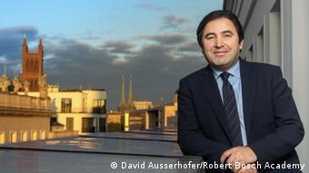 Robert Bosch Akademisi uzmanı Galip Dalay