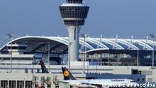 Flugbetrieb in München wieder angelaufen