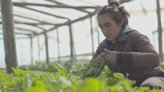 DW Economía creativa |Landfrauen in Uruguay |Luciana