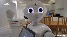DW Sendung Shift | Enlaces | Schottland Roboter Covid