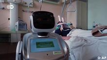 DW Sendung Shift | Enlaces | Italien Roboter Covid