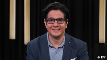 DW Sendung | A Fondo 12.11.20 - Isaac Risco
