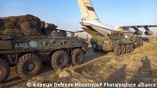 Pressebild Verteidigungsministerium Russland |Armenien, Jerewan