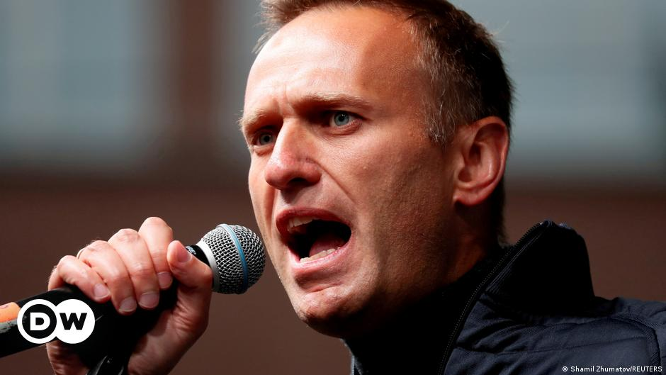Russia accuses Germany of spreading misinformation on Navalny