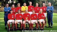 Fußball-WM '66: Weltmeister England