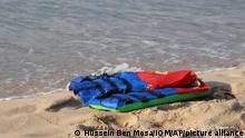 Libyen I Flüchtlinge im Mittelmeer