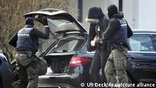 Generalbundesanwalt erhebt Anklage gegen rechte Terrorzelle | Gruppe S