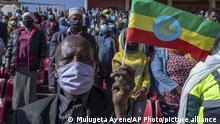 Äthiopien Addis Abeba Tigray Konflikt Blutspende