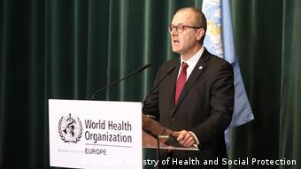 WHO dr Hans Kluge