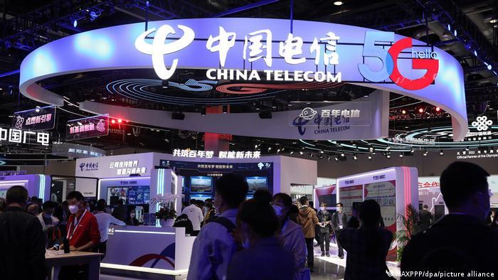 PT Expo China 2020 China Telecom (MAXPPP/dpa/picture alliance)