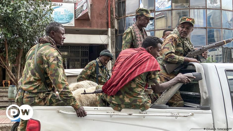 Ethiopia: Fear Tigray conflict could trigger all-out war   Africa   DW