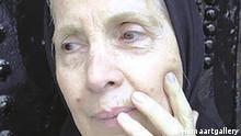 Iranishe Galeristin Masoumeh Seihoun