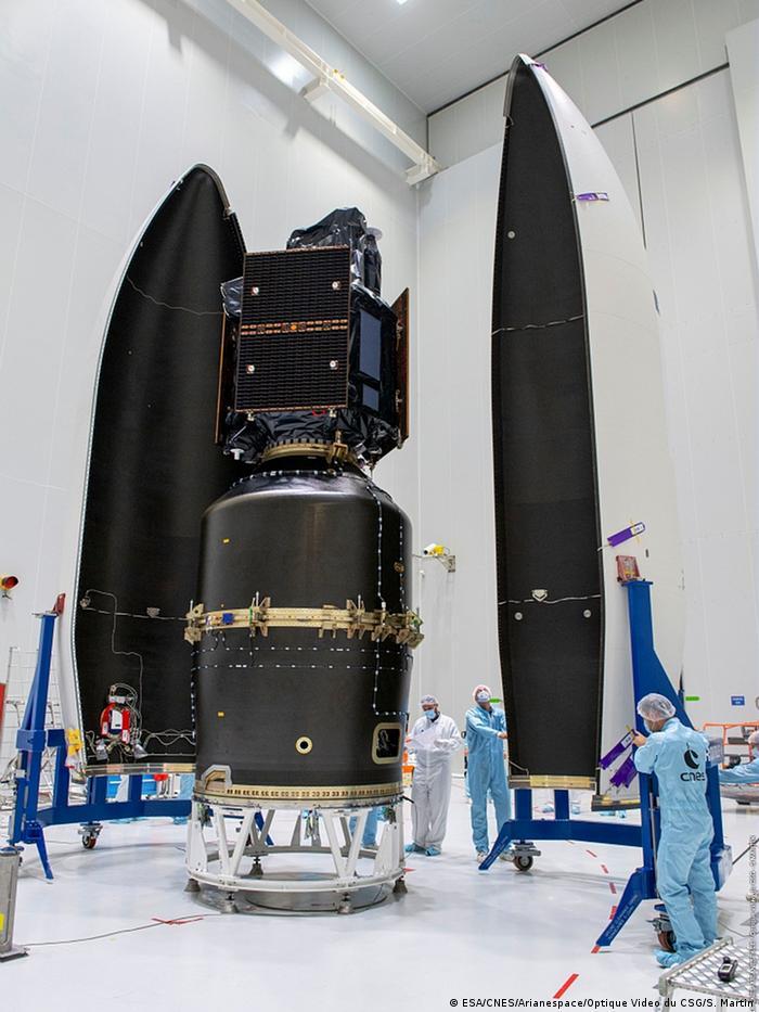 SeoSat Mission | Erdbeobachtungssatellit Ingenio