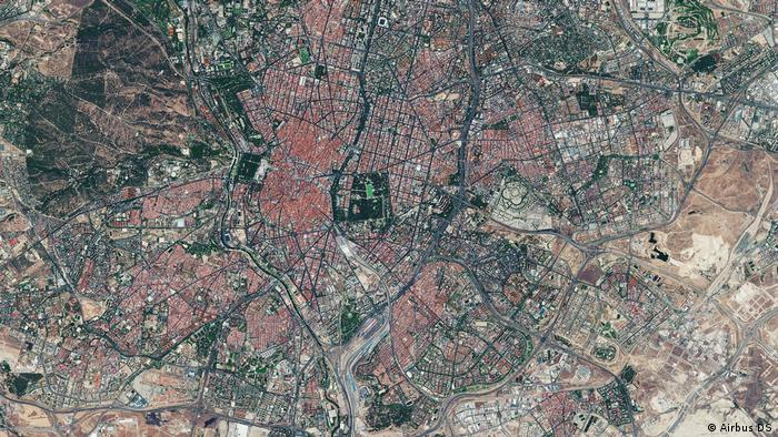 Example of the kind of land surface images thsat the SEOSAT-Ingenio satellite will deliver