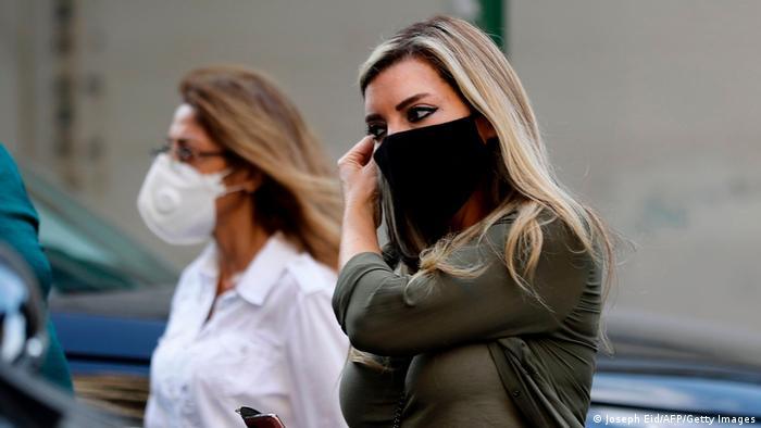 Libanon Coronavirus | Beirut