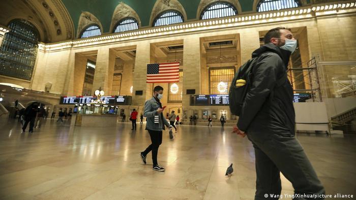 USA   Bahnhof Grand Central Terminal in New York