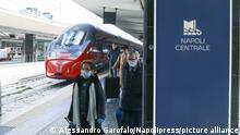 Italien | Bahnhof Piazza Garibaldi Napoli Centrale in Neaple