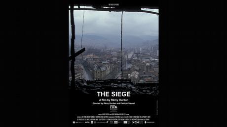 Das Filmplakat von The Siege von Rémy Ourdan