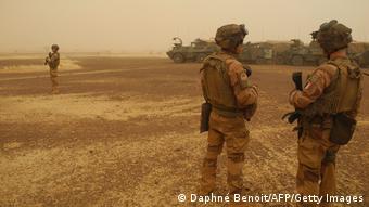 La France compte environ 5000 soldats au Sahel