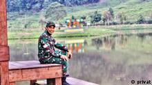 Indonesien Armee | Kopassus |Privatbilder von Mohamad Hasan