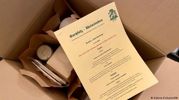Deutschland Berlin Reportage Kinkartz - Kurpfalz-Weinstuben