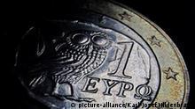 Illustration griechischer Euro