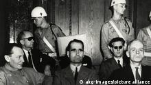Deutschland | Nürnberger Prozesse | Angeklagte